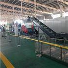 上海塑料吊瓶破碎清洗造粒生产线