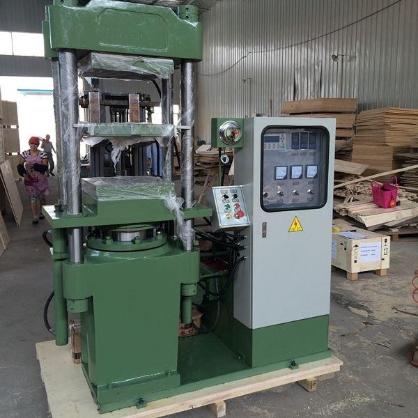 平板自动工业硫化机