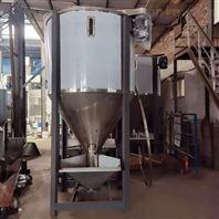塑料搅拌机加热混料机1吨颗粒烘干拌料机