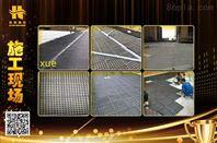 遵义2公分全新料排水板厂家丨车库疏水板