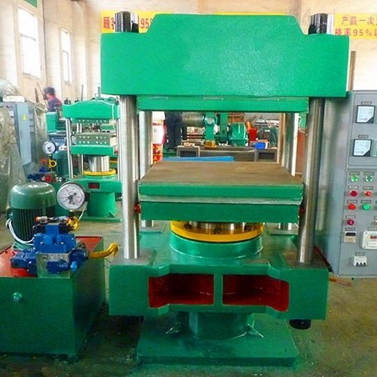 自动框式硫化机