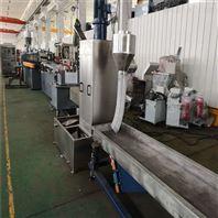CPE电缆料造粒机,聚氯乙烯电线料设备厂家