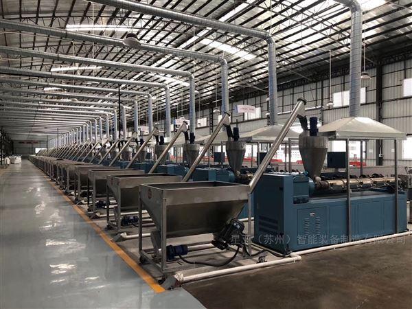PVC异型材工业生产设备
