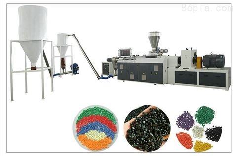 全自动塑料造粒生产线