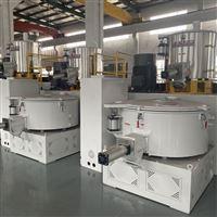 300/600PVC冷热混高低混高速混料混合机组