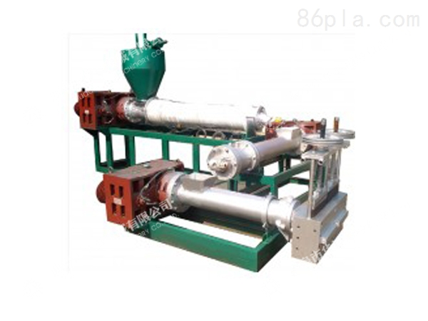 纸厂料造粒机