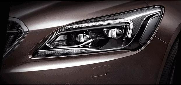 汽車車燈雙色注塑成型問題及解決方案