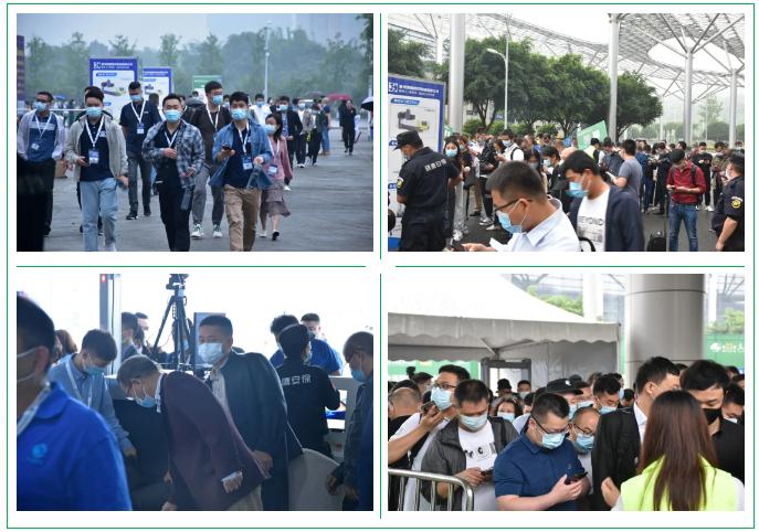 展會結束 未來可期|2021第15屆中國(重慶)橡塑工業展覽會圓滿落幕!