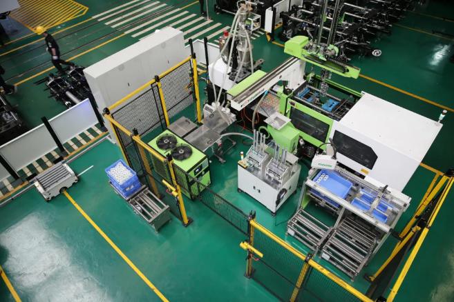 滚轮自动化整体解决方案:让生产过程标准稳定、信息有效传递
