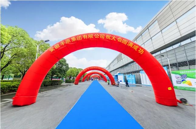 2021安徽塑博會火爆開幕!機械、材料企業齊亮相,激活安徽省內興盛內需!
