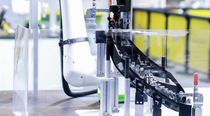 新时达:机器人业务营收2021年前三季度仍保持较高增长