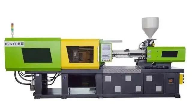 温州工博会回顾丨华亿机械排气式注塑机亮相博满堂彩!